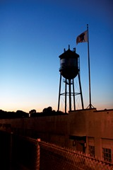 JUSTIN FOX BURKS - Broad Avenue water tower