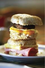 Brother Juniper's, 1st place: Best Breakfast - BY JUSTIN FOX BURKS