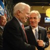 Buddy System: Barack Stumps with Ford; McCain Boosts Corker