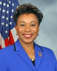California congresswoman Barbara Lee
