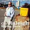 Can Raleigh Spring Back?