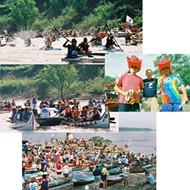 Canoe and Kayak Race Comes Back June 16th