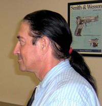 Carl Two-Feathers Whitaker - J.B.