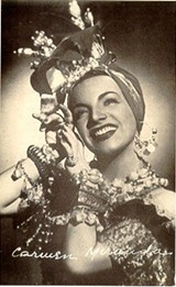 Carmen Miranda, Vice President of the Minutemen