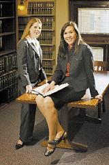 Carrie Ann Rohrscheib & Marlinee Iverson - JUSTIN FOX BURKS