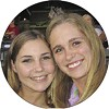 Catherine Taylor and BFF Lindsey Johnson