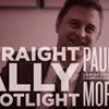CCC President Paul Morris = Straight Ally