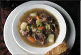 PAMELA DENNEY - Celtic Crossing's beef stew