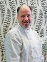 chef Kevin Rains - JUSTIN FOX BURKS