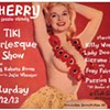Cherry Party Hosts a Big Burlesque Show