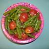 Cherry Tomato and Green Bean Salad