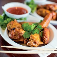 Chicken Wings Make Their Mark on Local Menus