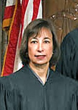 Chief Justice-designate Janice Holder