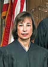 Chief Justice-designate Janice Holder