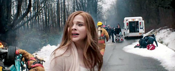 Chloë Moretz is trapped between worlds in If I Stay.
