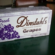 Chocolate-Covered Grapes