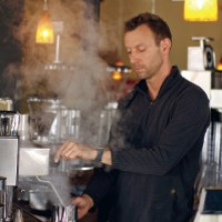 Chris Conner, owner of Republic Coffee