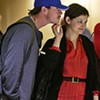 Ginnifer Makes Opening Day at Fenway Park