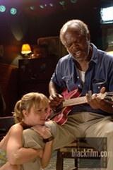 Christina Ricci and Samuel L. Jackson in Black Snake Moan.