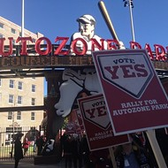 City Inks AutoZone Park Deal