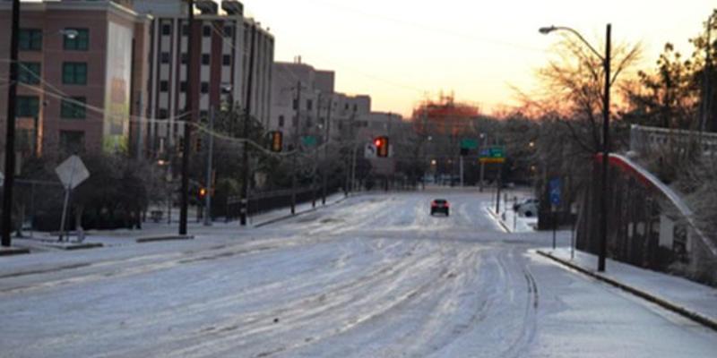 City's Public Works Division Preparing for Snow