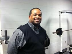 Coach Cedric Franklin