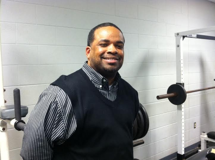 Coach Cedric Franklin