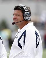 Coach Ed Orgeron