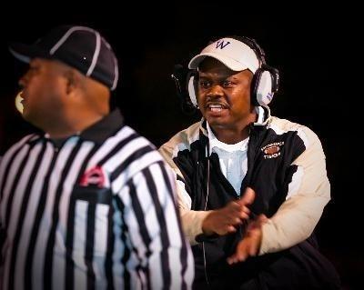 Coach Rodney Saulsberry