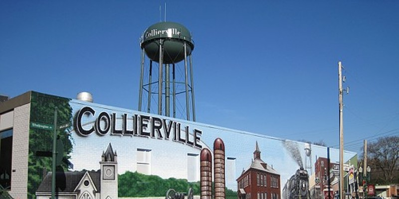 Collierville Named Fifth Happiest City in Tennessee
