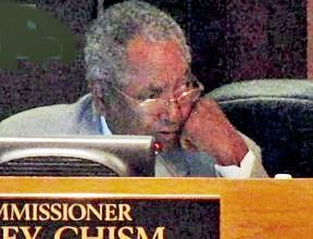 Commissioner Sidney Chism