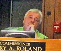 Commissioner Terry Roland