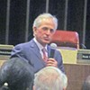 Corker , on Mission to Reform Spending, Responds to  Being on Tea Party Purge List