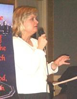 JB - Council member Carol Chumney