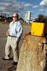JUSTIN FOX BURKS - Councilman Bill Morrison