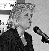 JACKSON BAKER - Councilmember Carol Chumney announcing for mayor