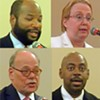 Intermittent Fireworks Enliven Lengthy NAACP Forum