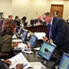 County Commission Readies for Monday Vote on Bunker Successor