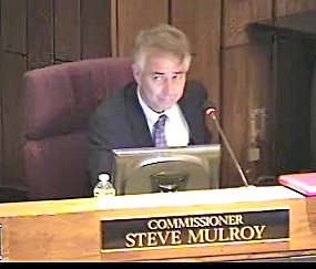 County Commissioner Steve Mulroy