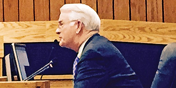 County Mayor Luttrell weighs in for revival of Insure Tennessee.