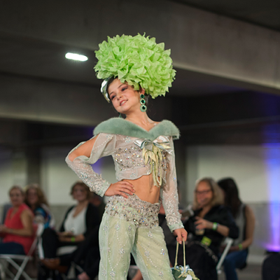 Curb Couture Trashion Show 2014