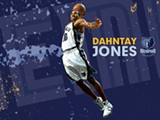 Dahntay Jones steps up.