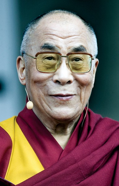 Dalai Lama - JOACHIM ECKEL | DREAMSTIME.COM