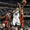 Damon Stoudamire Wants Out of Memphis