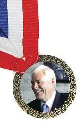 Dave Brown, - 1st Place: Best Weatherperson - JUSTIN FOX BURKS