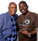 Dave Moore and Randy Jackson of American Idol