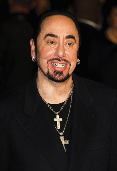 David Gest - FEATUREFLASH | DREAMSTIME.COM