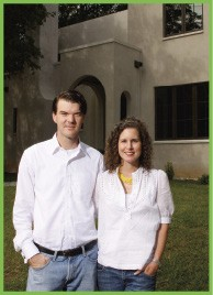 David Hanson and Christina Roass built a more energy efficient and eco-friendly home in Midtown. - BY JUSTIN FOX BURKS