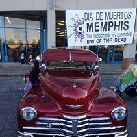 Day of the Dead in Memphis