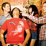 Deerhoof at the Hi-Tone Cafe
